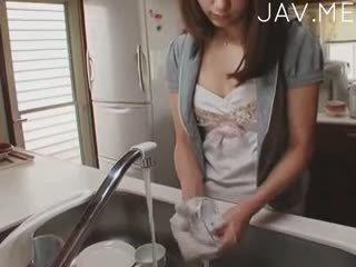 日本の, 微乳, ハードコア