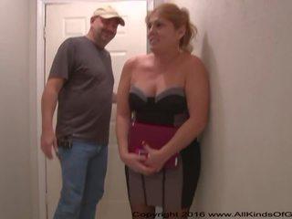 Bubble Butt Mexican Granny gets Butt Fucked Latina GILF