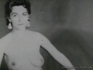 classy, porno retro, vintage sex
