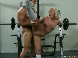 Ravishing Golden Haired Ally Kay Enjoys The SimmEring Jizz Dripping In Her Mouth