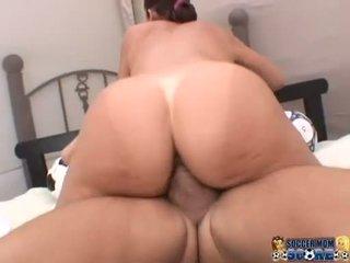 Big asses betje eje vanessa videl sits her muff on a massive sik she really enjoys