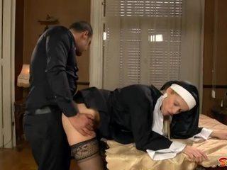 Išdykęs vienuolė