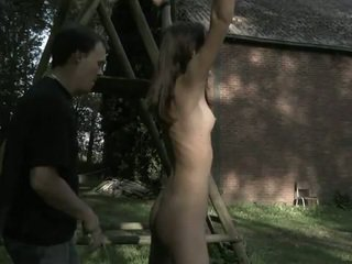 Hardcore bdsm punishment