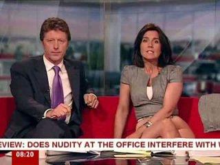 Susanna reid משחק עם סקס צעצועים ב breakfast טלוויזיה