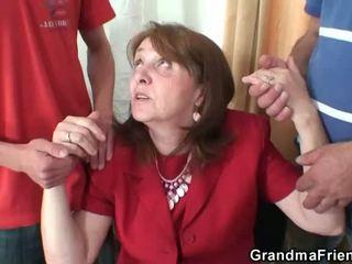 staršie, babička, babička