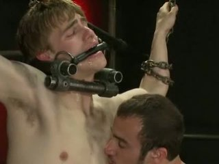 Cực đồng tính bondage khiêu dâm - có thể u xử lý nó?