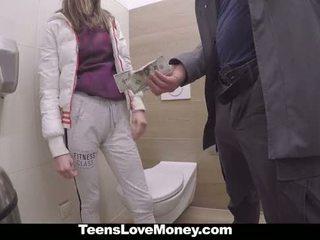 Teenslovemoney - russisch mieze fucks stranger für geld
