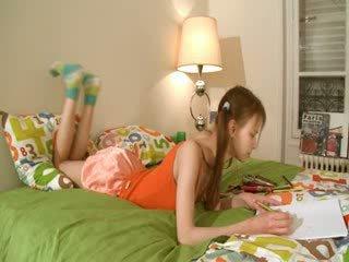 Otäck homework av smarta teenager