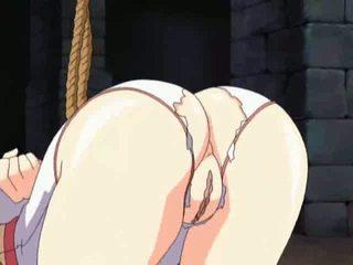 BDSM bondage hentai