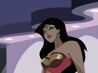 Superhero porno bertanya-tanya wanita vs captain america