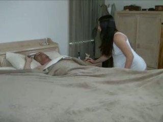 NastyPlace.org - Grandpa Loves Me Pregnant
