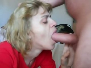 sexo oral, caucasiano, tiro cum