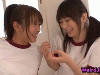 Smut harune maeda og megumi shono