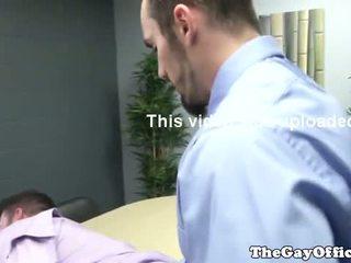 Gaysex suits kwak na giving geil advies