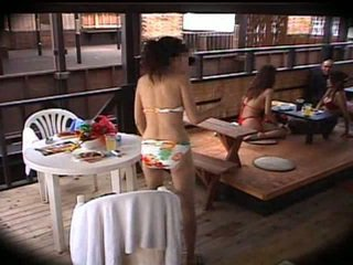 Massage in strand club(japanese)4a