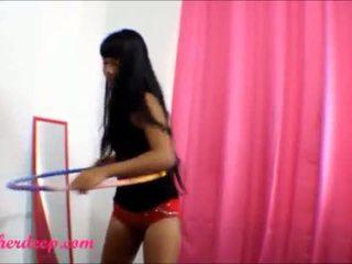 Heather diep hula hoop creamthroat throatpie thai tiener trailer