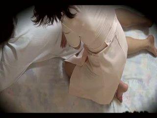 Spycam recoed v masáž