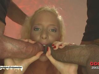 Cute Lucie Loves Monster Cocks - German Goo Girls: Porn 4c