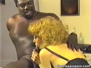 estrellas porno, vendimia, interracial