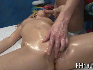 Sexy 18 girl receives fucked hard