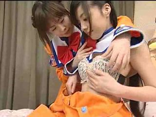 lesbians, japan, teen