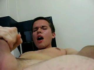 homoseksuāls, twink, masturbē