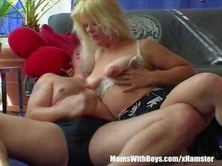 Blonde Sexy MILF on a First Date Fuck, HD Porn b2