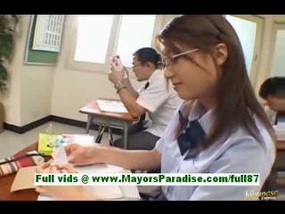 japanisch, klassenzimmer, asiatisch