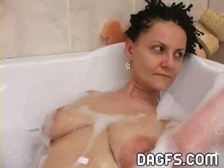 dagfs, sólo, koupelna