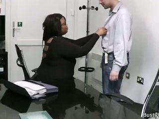 baas, office sex, op het werk