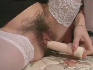 性玩具, 毛茸茸的屄, 卷曲