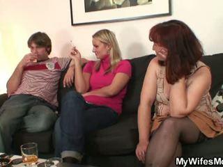 threesome, แม่และเด็ก, ไม่ยอมใครง่ายๆ