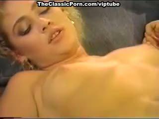 Dana lynn, nina hartley, ray victory į vintažas porno klipas
