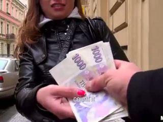 Superb eurobabe irina analyzed vì tiền