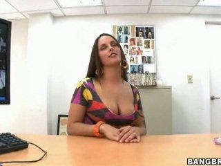 Lets menempatkan ini penis buatan di anda bokong