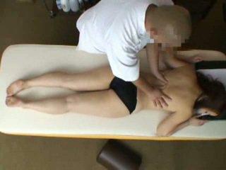 Mosaic: manželka reluctant orgazmus počas masáž 2