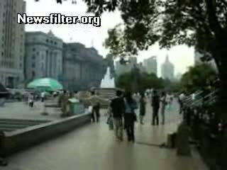China shanghai lust