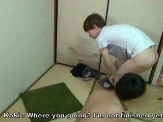 Koki Revenge Copulates Yuya