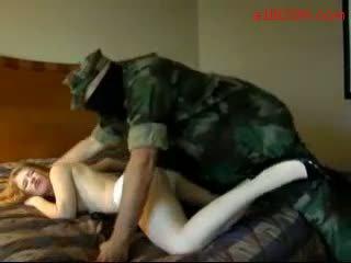 military, maledom, amateur