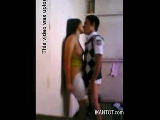 Après école indien baise