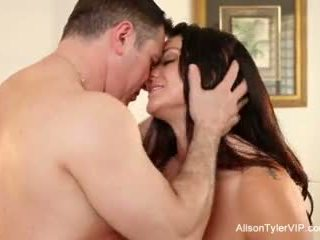 Alison tyler gets fucked ťažký