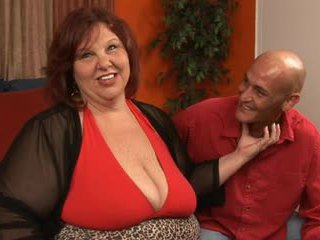 grote borsten, bbw, grannies