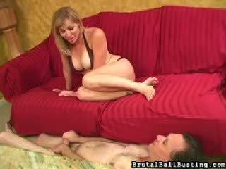Adrianna punishes