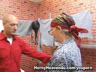 blowjobs, granny, deep throat