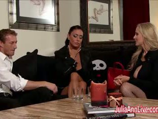 Julia ann & jessica are बाउंड, gagged, & गड़बड़!