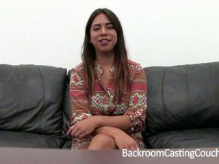Mexicana jovem grávida primeiro anal e ejaculação interna