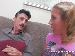 Aged Lad Caught Jerking Of By Young Hottie