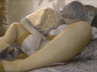 Russian MILF Recolored, Free Retro Porn Video 2d