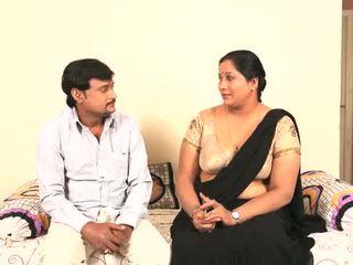 South indiai mallu servant romantikus -val rented batchelor