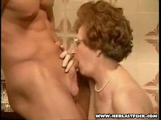 奶奶, 奶奶, 口交